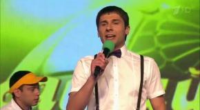 Город Пятигорск - Женщина устраивается певицей в фастфуд (КВН 2014)