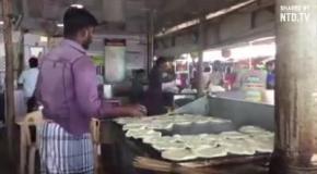 Летающие индийские лепешки
