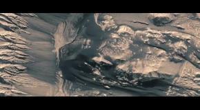Видео из снимков Марса