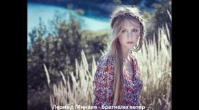 Леонид Минаев - братишка ветер