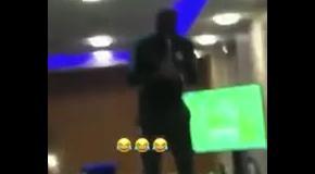 Новичок Челси заставил своих одноклубников падать со смеху