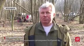На Черкащині зацвіли тисячі підсніжників: чарівні фото