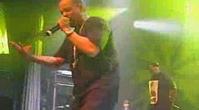 Ice-T Live That's how I'm living Amsterdam 03-01-09