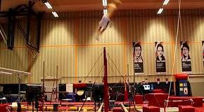 Сложный гимнастический прием