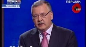 Порошенко копирует Гриценка на дебатах