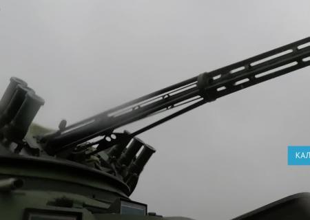 Вгосударстве Украина презентовали новый боевой модуль «Штурм-М»