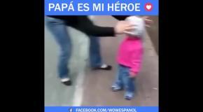 Мой папа - герой!