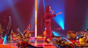 Katy Perry - Swish Swish (Live on The Voice Australia)