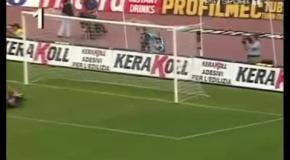 Первый гол Дель Пьеро