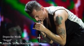 Depeche Mode - Angel - Delta Machine 2013