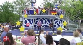 Imany - Silver Linings - (LIVE) - ZDF Fernsehgarten 14.05.2017