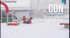 Каково детям в Якутии
