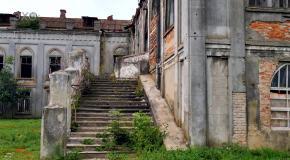 Замки України - Палац Терещенків у Червоному (Tereshchenko Palace in Chervone)