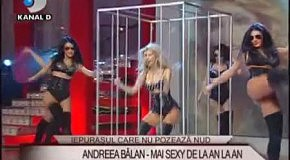 Andreea Balan   Money love   09 04 2012