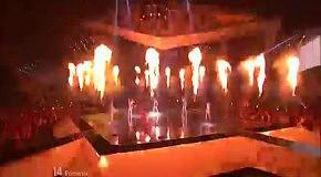 Mandinga - Zaleilah: финал Евровидения 2012