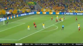 Бразилия - Испания - (3:0) Обзор