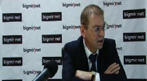 Онлайн-конференция с Сергеем Пашинским