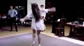 Страшные танцы на Свадьбе.