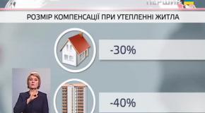 Утеплювати оселі українців планують за державні кошти