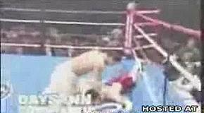 Самый быстрый матч в истории бокса
