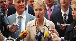 Юлія Тимошенко: судовий процес перетворився на фарс ч3