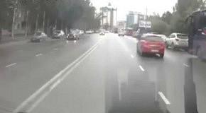 Оригианльный способ припарковаться