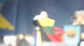 """Олег Тягнибок: """"Перезавантаження влади і встановлення народовладдя - постулат Майдану"""""""