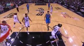 Топ-5 моментов NBA за 21 мая 2014