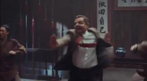 Мистер Бин в новой рекламе Snickers
