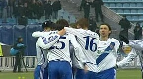 Динамо-Черноморец-5-2 (обзор матча)