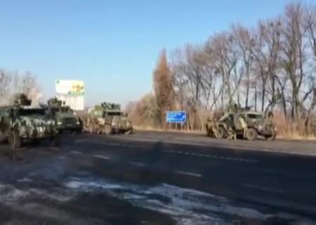 Контрдиверсионные учения: силовики освободили Харьковскую ОГА