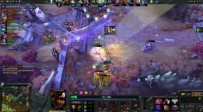 Хладнокровная игра  Юхана n0tail Сундштайна на Drow Ranger