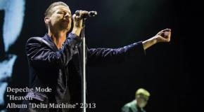 Depeche Mode - Heaven - Delta Machine 2013