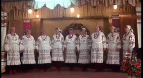 Обрядова страва Крупки записана та обспівана в с.Мостовe. Галина Білецька