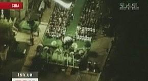 Церемония похорон Майкла Джексона