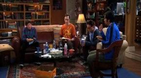 Теория Большого Взрыва / The Big Bang Theory 5 сезон 8 серия (Кураж-бамбей)