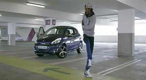 Обалденный танец в новой рекламе Peugeot