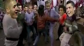Танцы Реала после того, как узнали о травме Месси