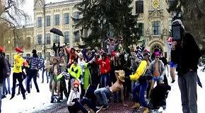 Harlem Shake от студентов КПИ
