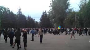 Противостояния на Куликовом поле в Одессе