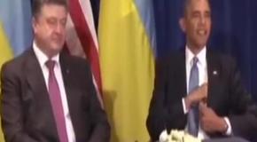 Встреча Порошенко с Обамой в Польше 5 июня: конверт