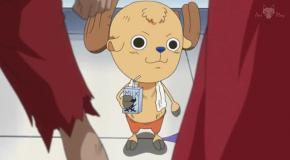 One Piece 827 [двухголосная озвучка Ruslana & GreySun] Ван Пис / Большой Куш [AniPlay.TV]