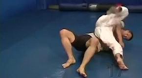 Упражнения для грэпплинга - Борцовский мост