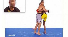 Anderson Silva представляет - Броски и сваливания в партер из захвата тела