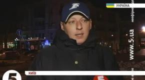 "Неизвестные напали на активиста ""УДАРа"" и нанесли ему три ножевых ранения"