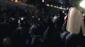 Разгон Майдана, 30 ноября 2013