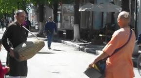 Харинама Михайловская.9 мая