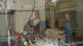 г.Выборг Ленинградская обл., РТРС, отгрузка в 2006 г, Кавитационный теплогенератор, Костантин Урпин