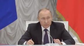 Президент России шутит  а академику Фортову Президенту РАН не смешно
