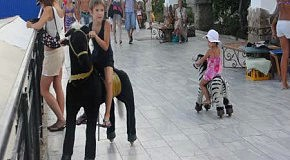 Нові дитячі розваги у Криму